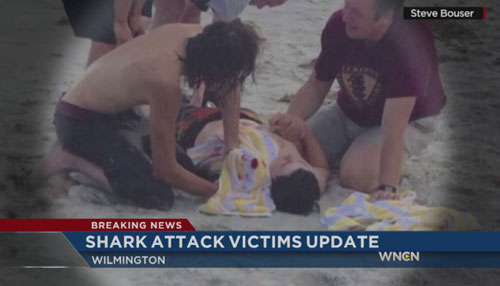 Boy Who Lost Arm In Shark Attack In Good Condition, Surgeon Says (Image 1)_9403