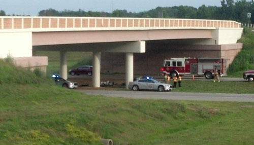 One Dead After Licking County Crash (Image 1)_9417