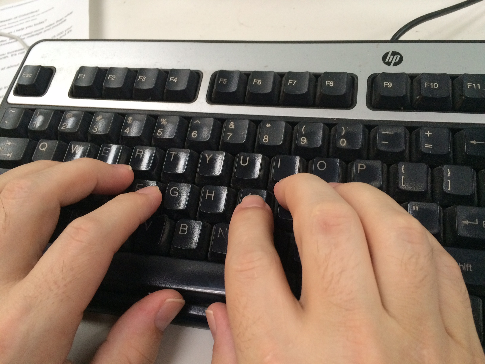 hacker hands computer stock photo_79212