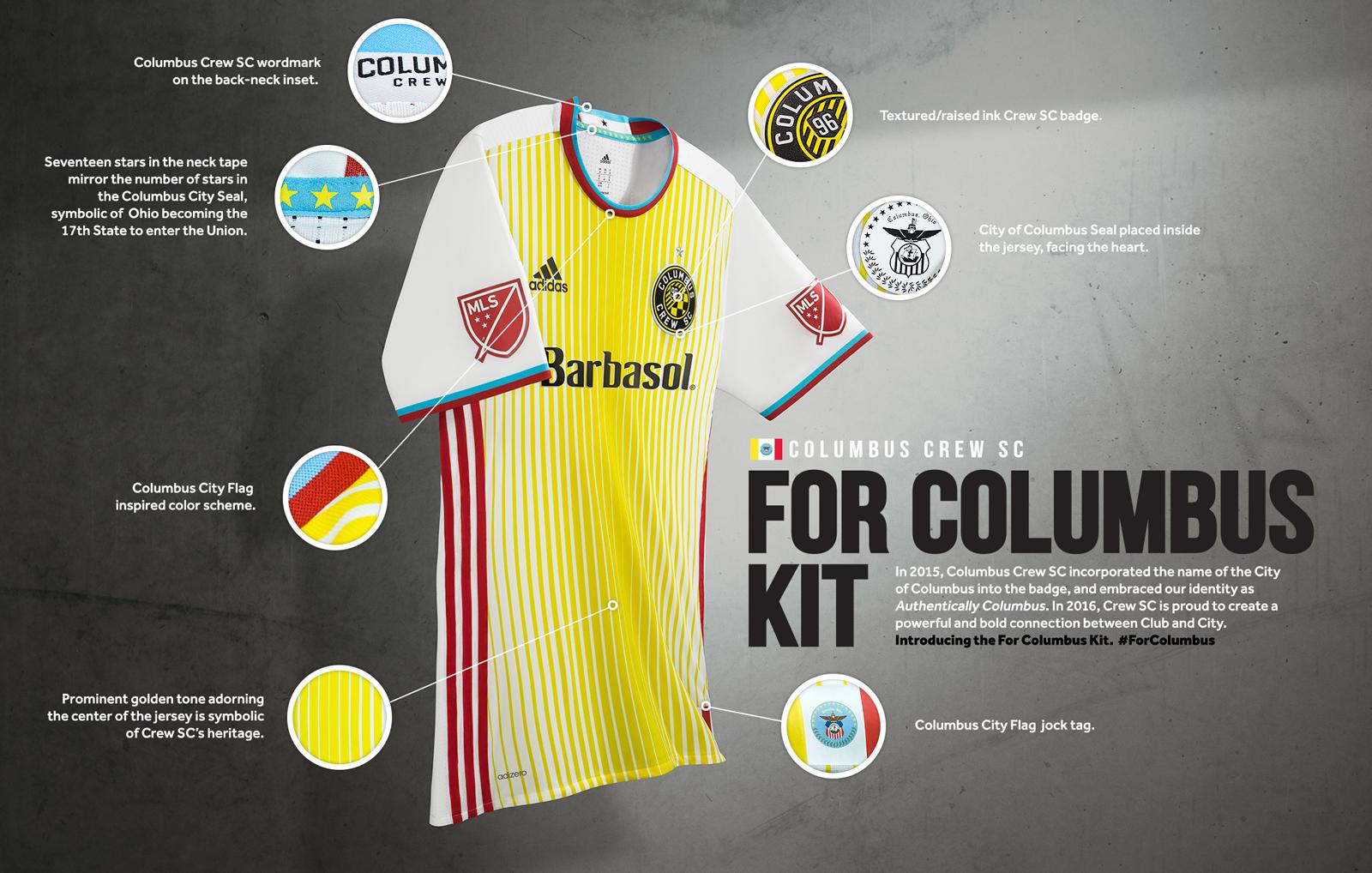 Columbus Crew SC For Columbus kit_87418