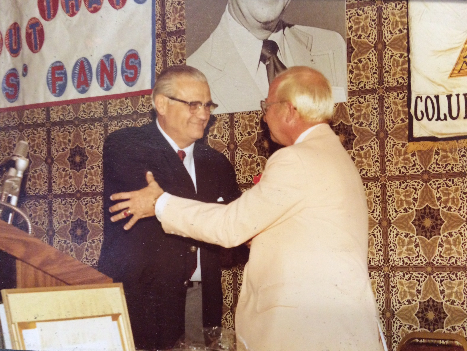 Woody Hayes and Jimmy Crum_115784