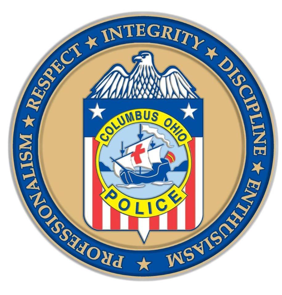 columbus police badge_100482