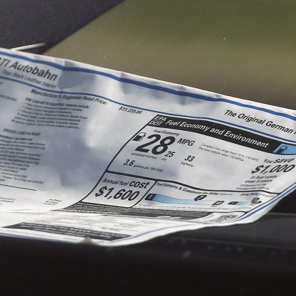 Volkswagen new car slip price_134741