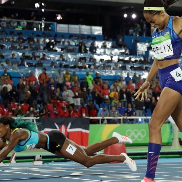 APTOPIX Rio Olympics Athletics_170455