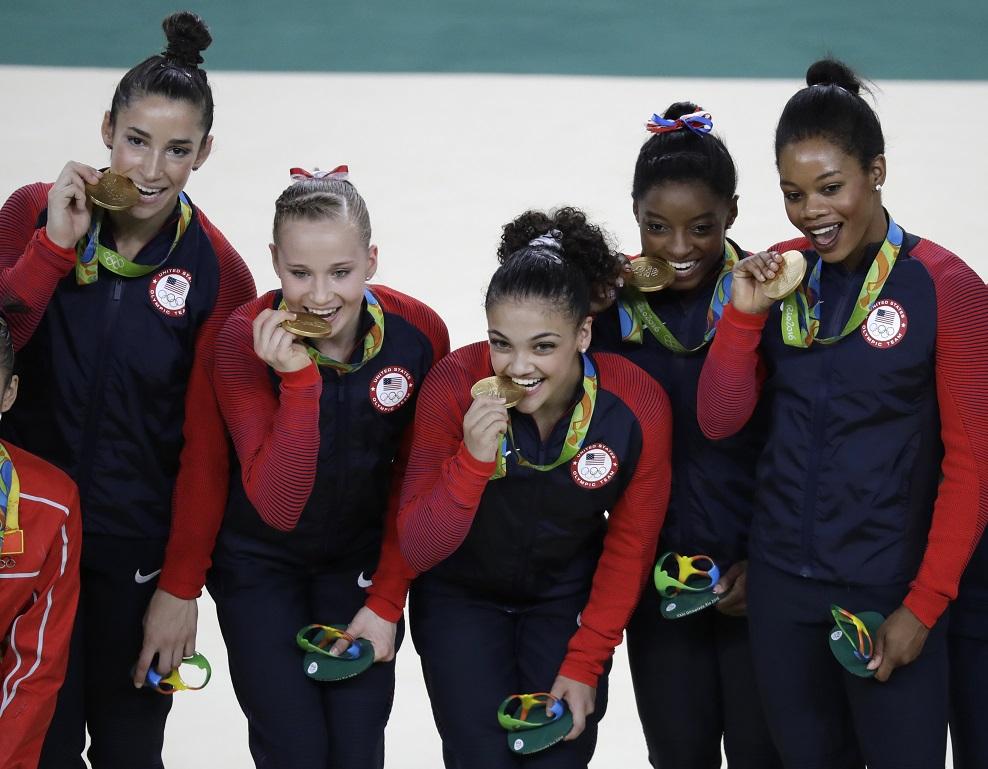 Rio Olympics Artistic Gymnastics Women_166539