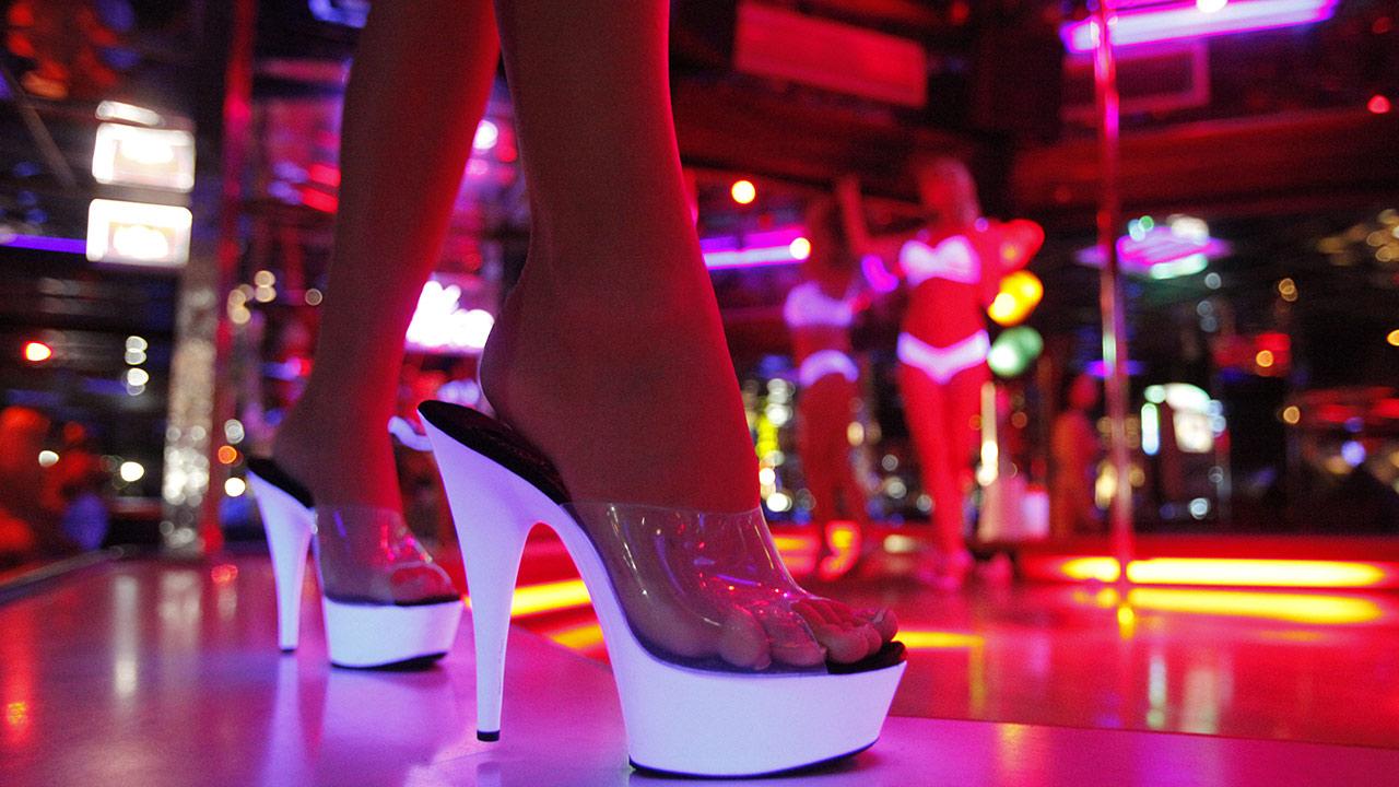Black Strip Club