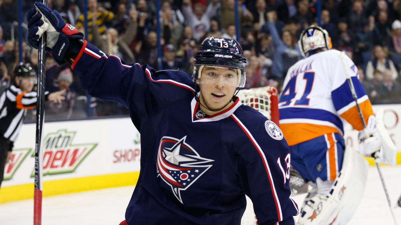 Blue Jackets open training camp, hold on-ice practices Saturday