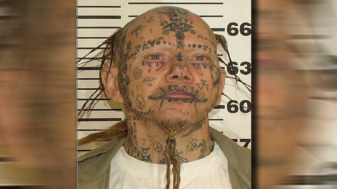 in sex arrest Marshals  tattoo-covered U.S. offender