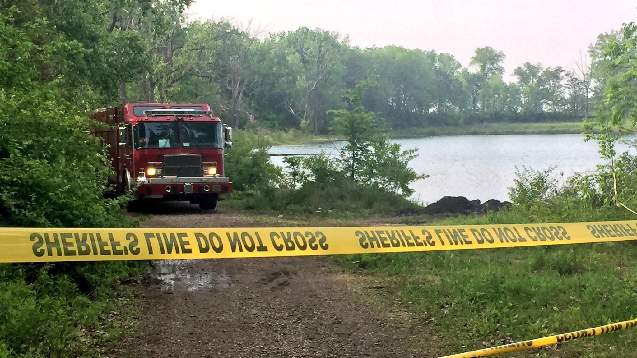Columbus teen drowns in Marion's Quarry Park