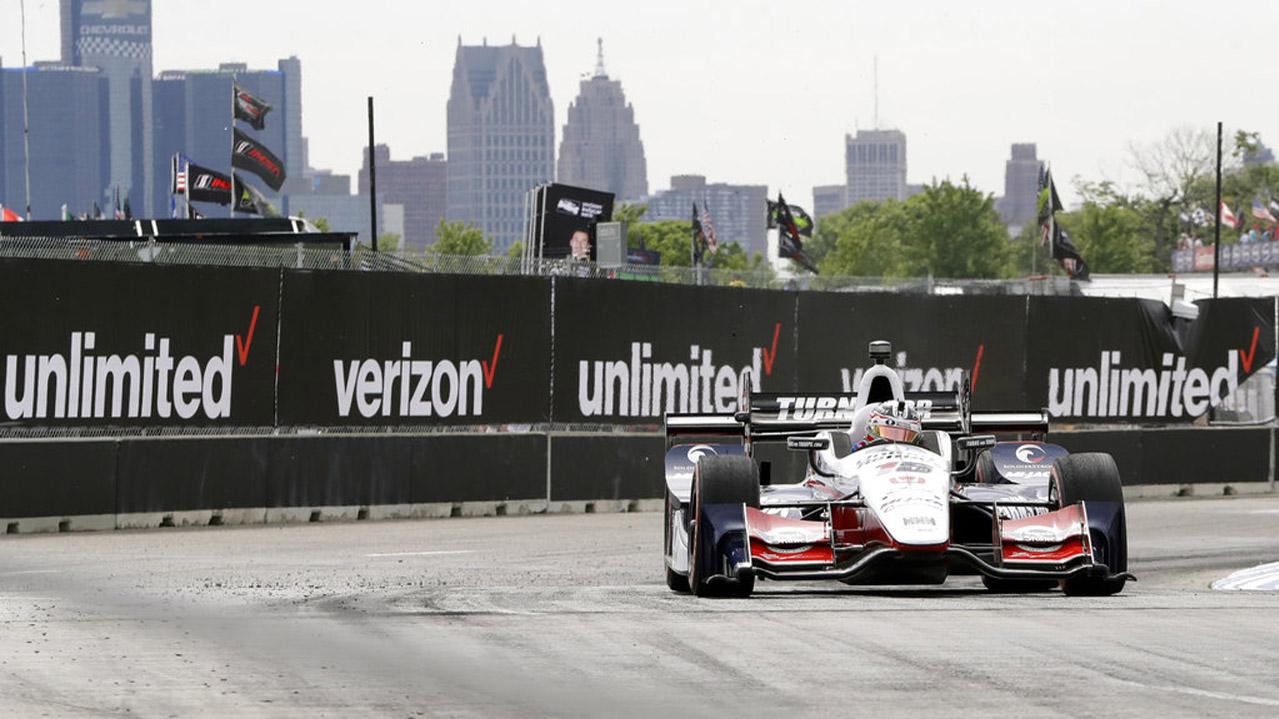 IndyCar Detroit Auto Racing_314589