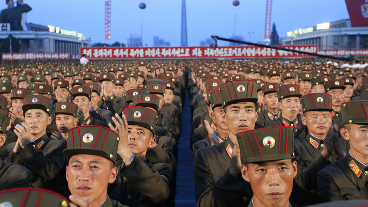 North Korea Koreas Tension_333144