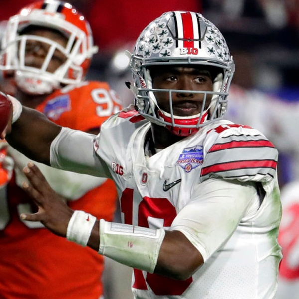 Ohio State-A Better Barrett Football_344572