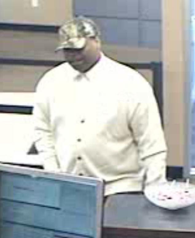 Two men linked in trio of bank robberies
