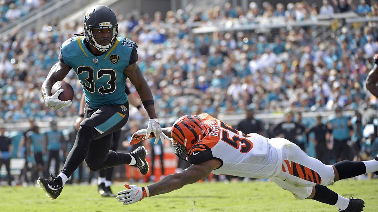 Bengals Jaguars Football_363256