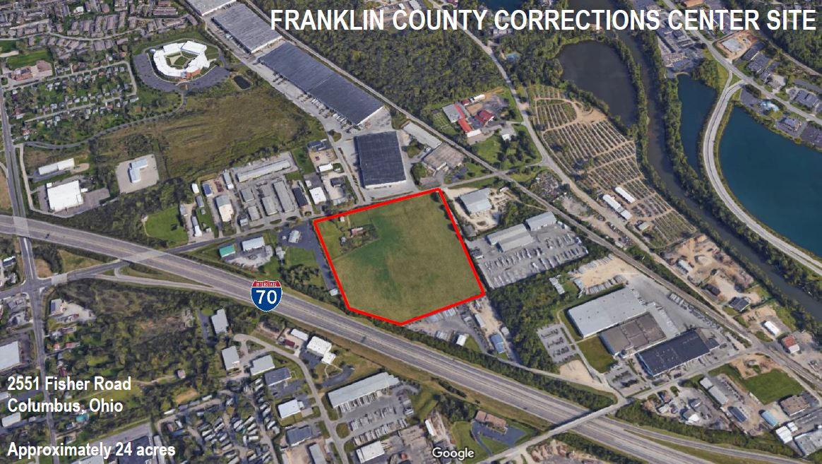 PHOTOS: New Franklin County Jail – NBC4 WCMH-TV