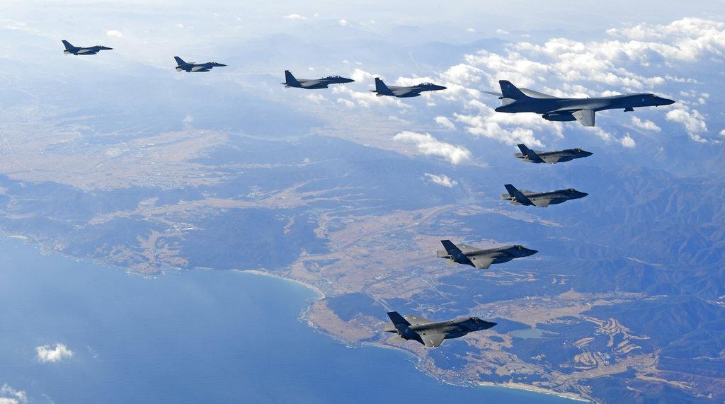 South Korea Koreas Tensions_370335