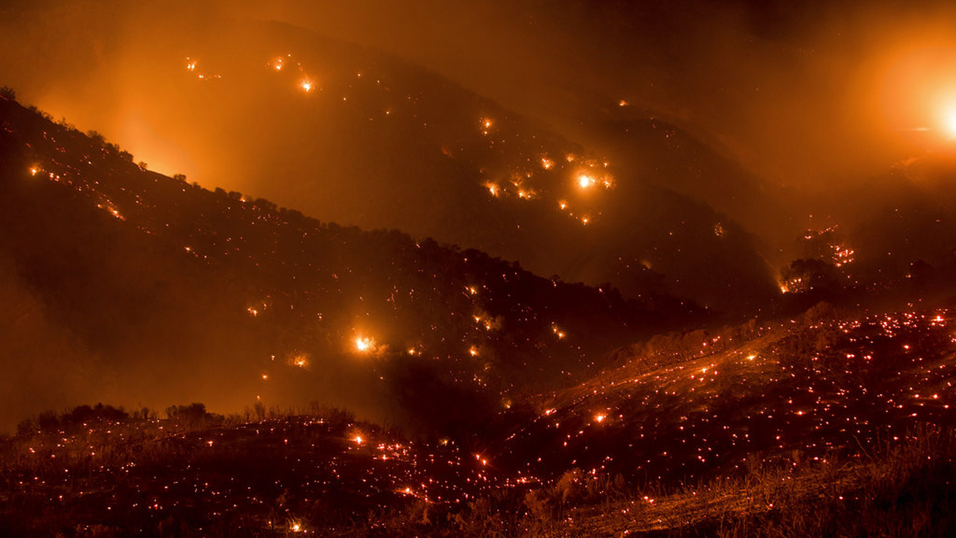 APTOPIX California Wildfires_370952