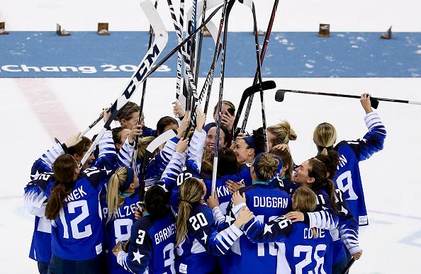 Ice Hockey - Winter Olympics Day 13_395728