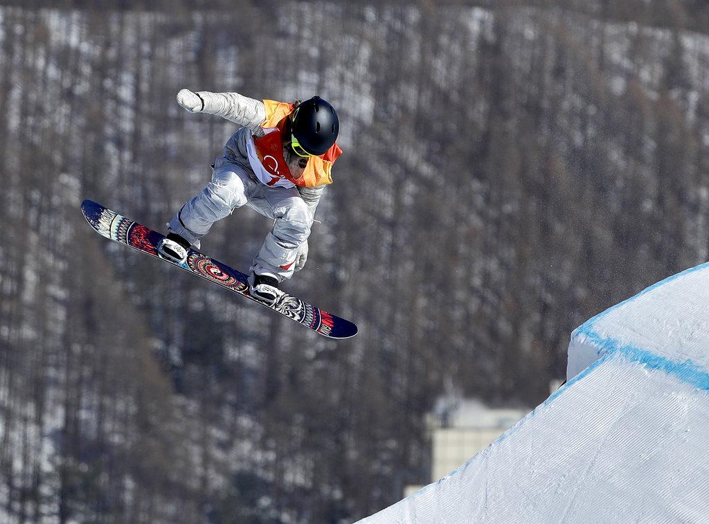 Pyeongchang Olympics Snowboard Women_391113