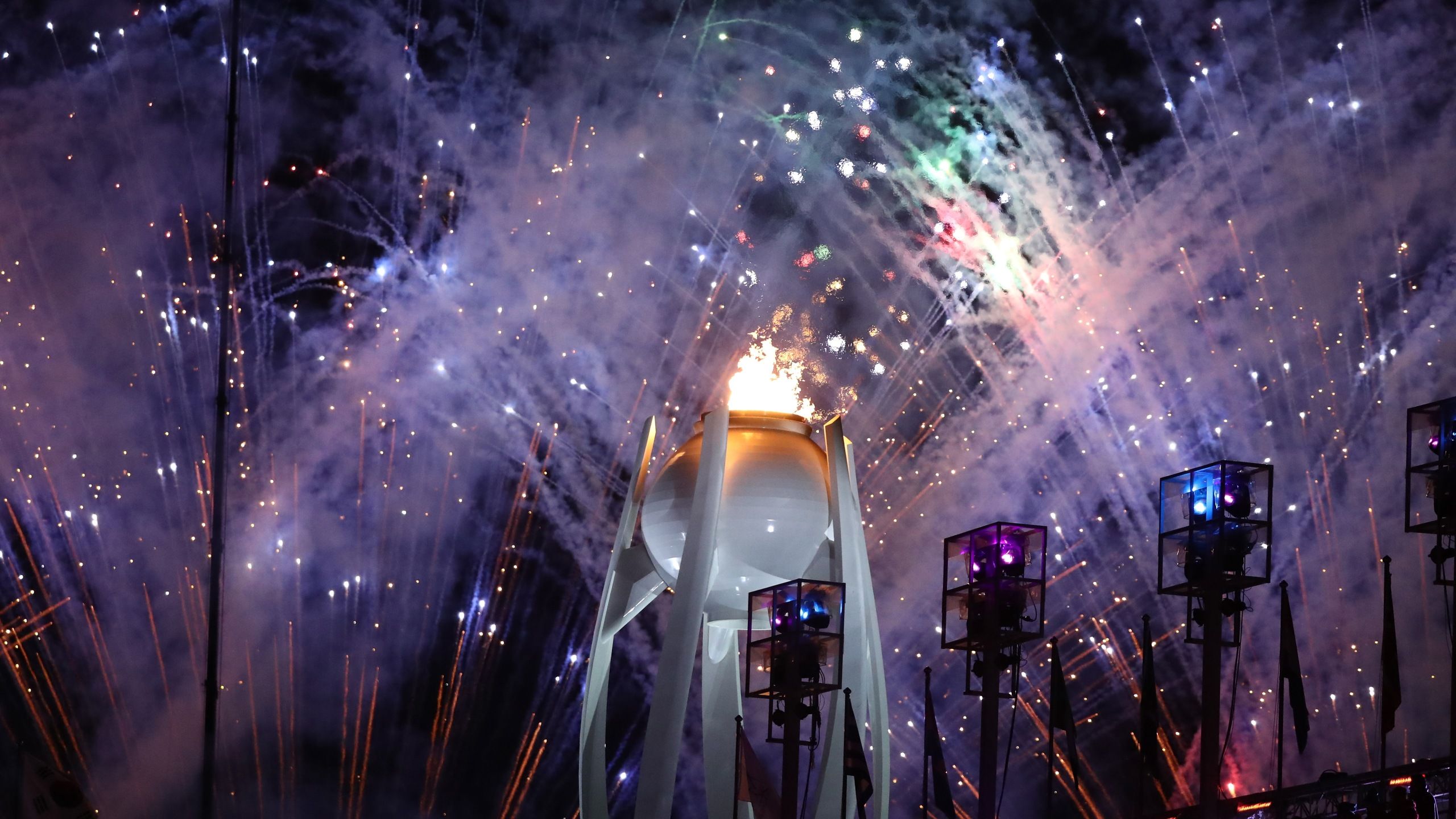2018 Winter Olympic Games - Closing Ceremony_397067