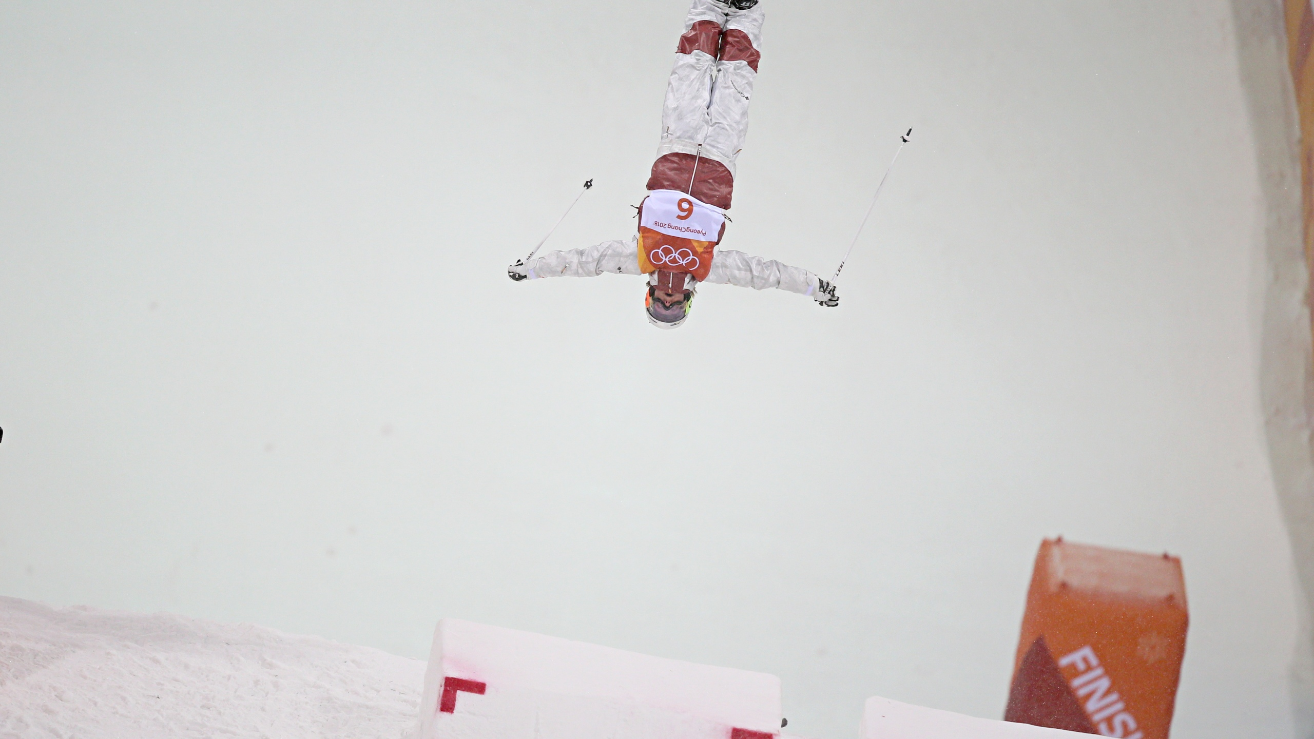 Freestyle Skiing - Winter Olympics Day 2_390924
