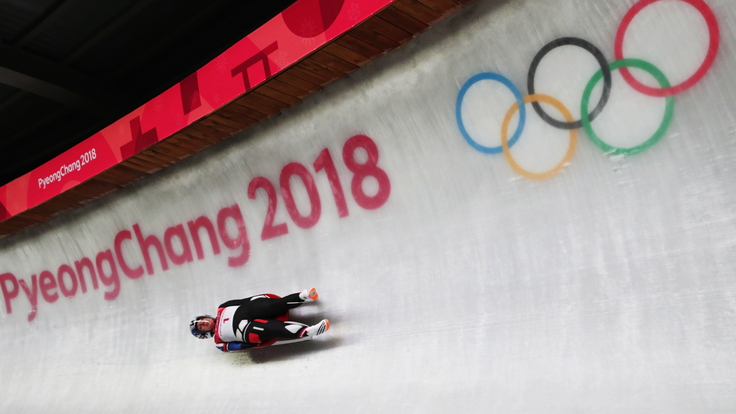 Luge - Winter Olympics Day 3_391366