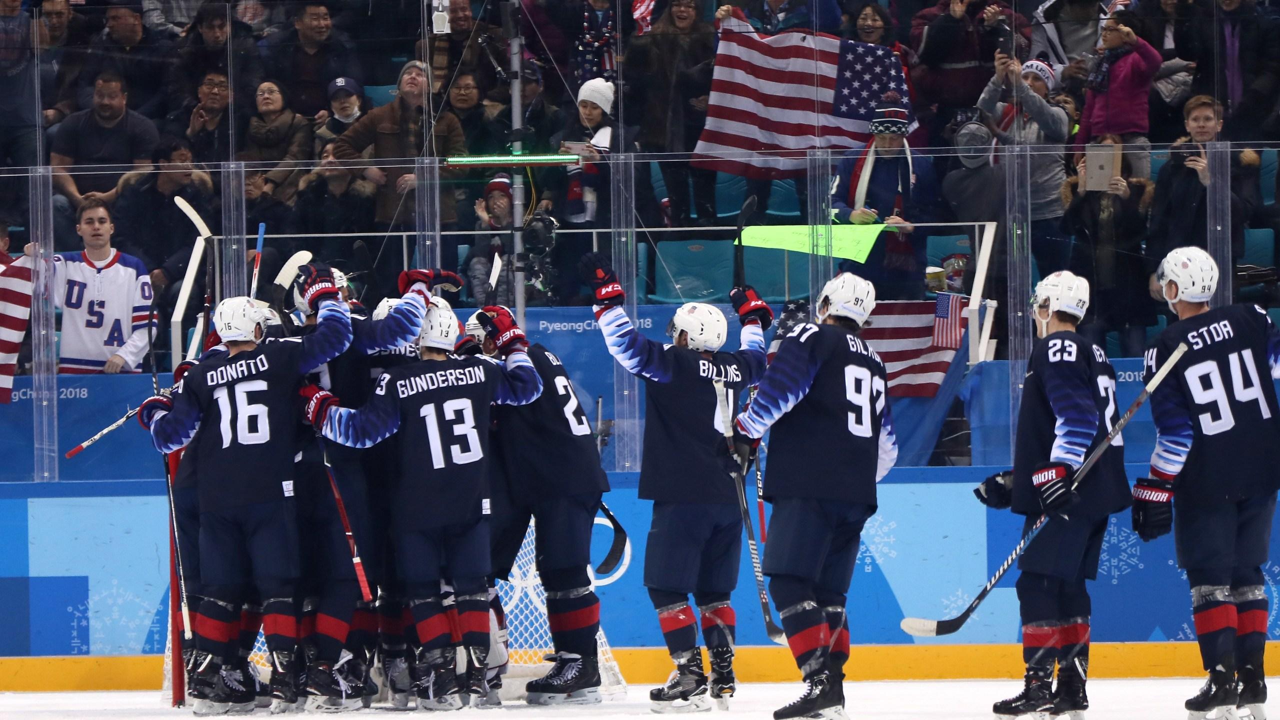 Ice Hockey - Winter Olympics Day 7_393086