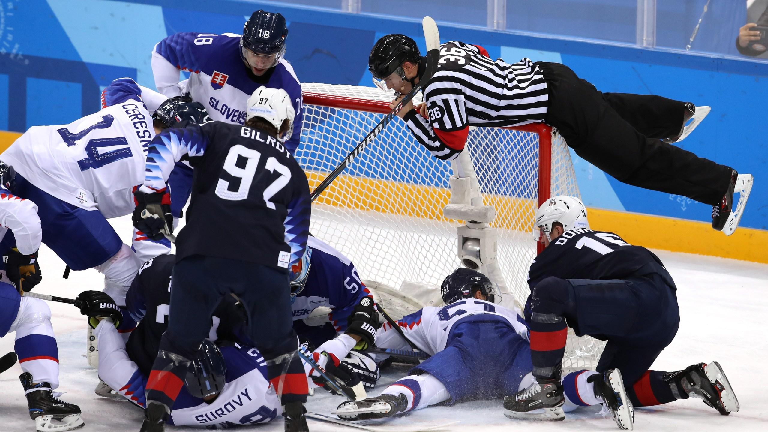 Ice Hockey - Winter Olympics Day 7_393347