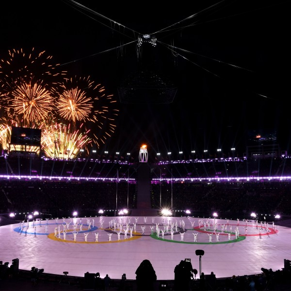 2018 Winter Olympic Games - Closing Ceremony_396894