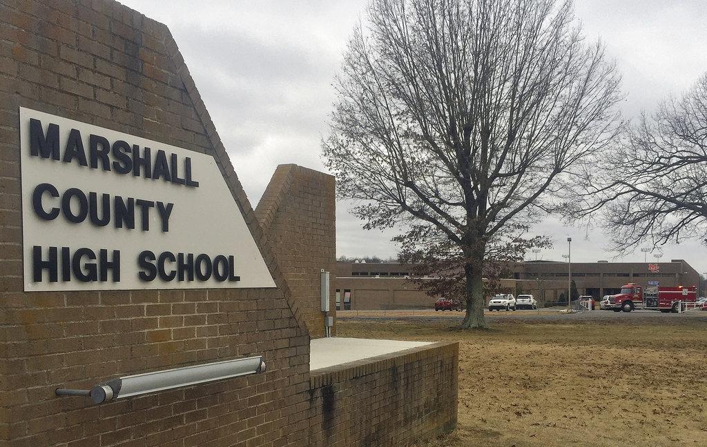 School Shooting Kentucky_382641