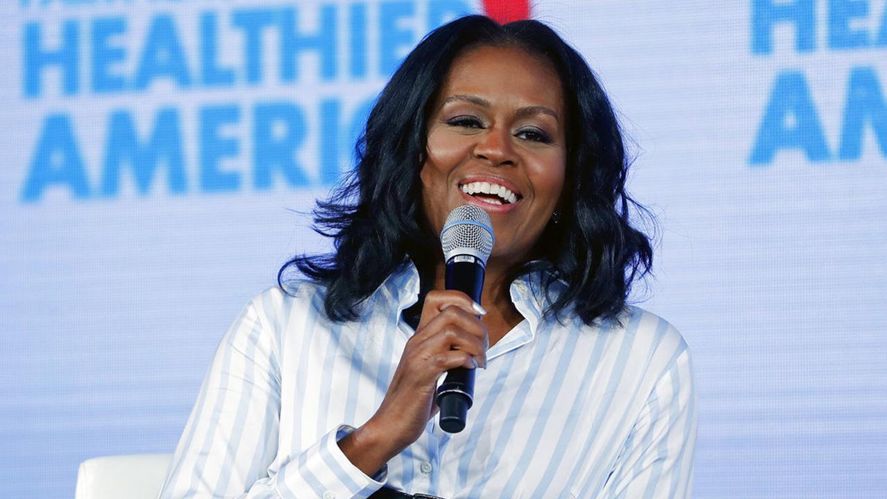 Michelle Obama,Sam Kass_396997