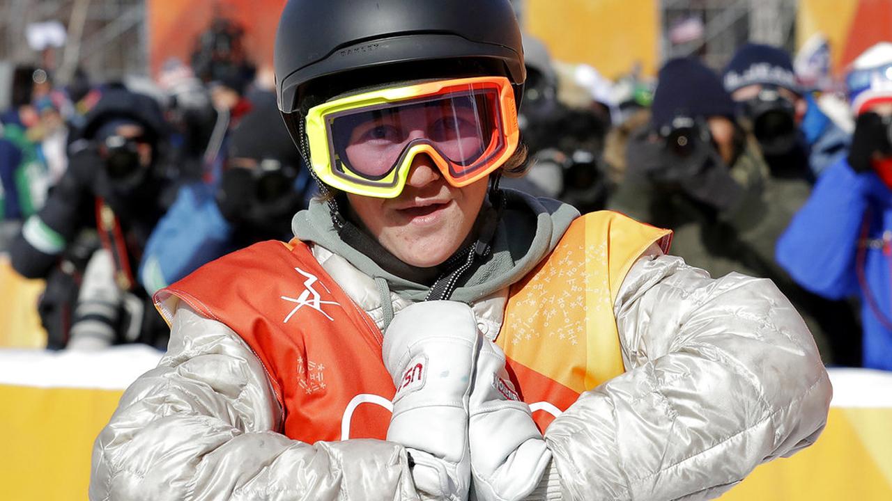 Pyeongchang Olympics Snowboard Men_390665