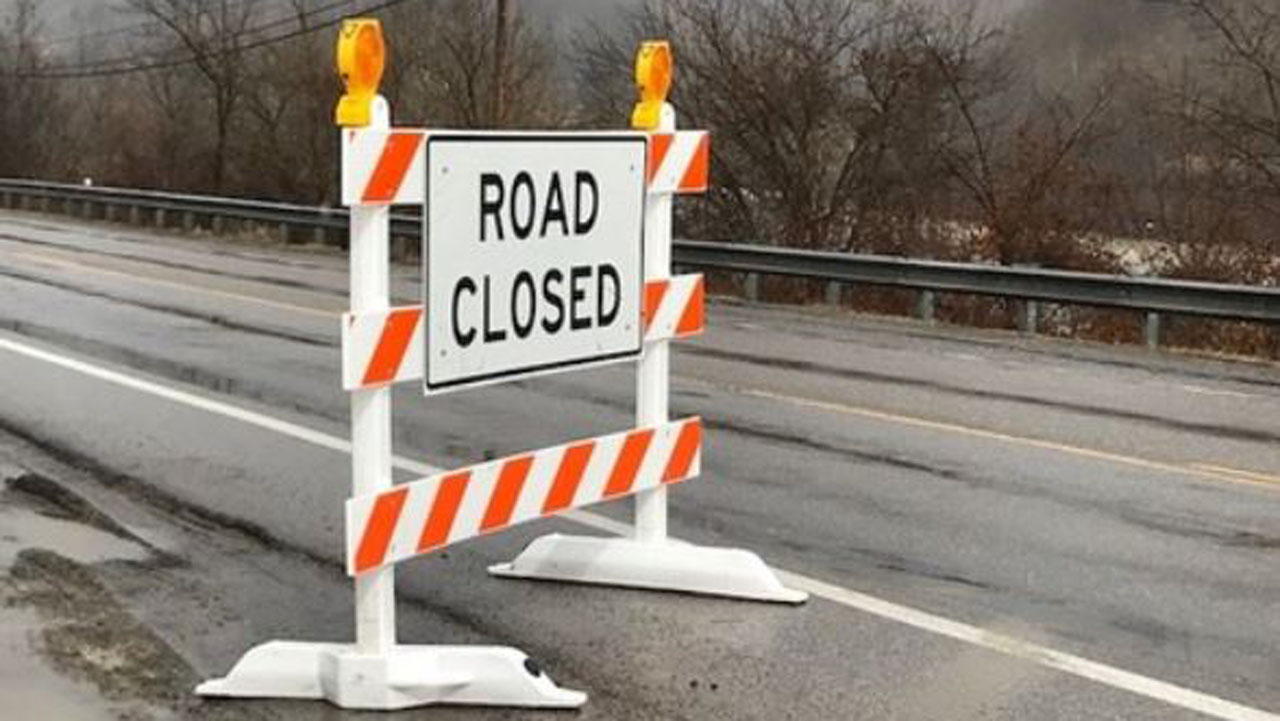 road closed belmont county_393804