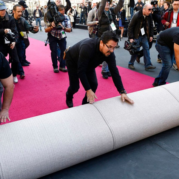 APTOPIX 90th Academy Awards - Red Carpet Roll Out_398819