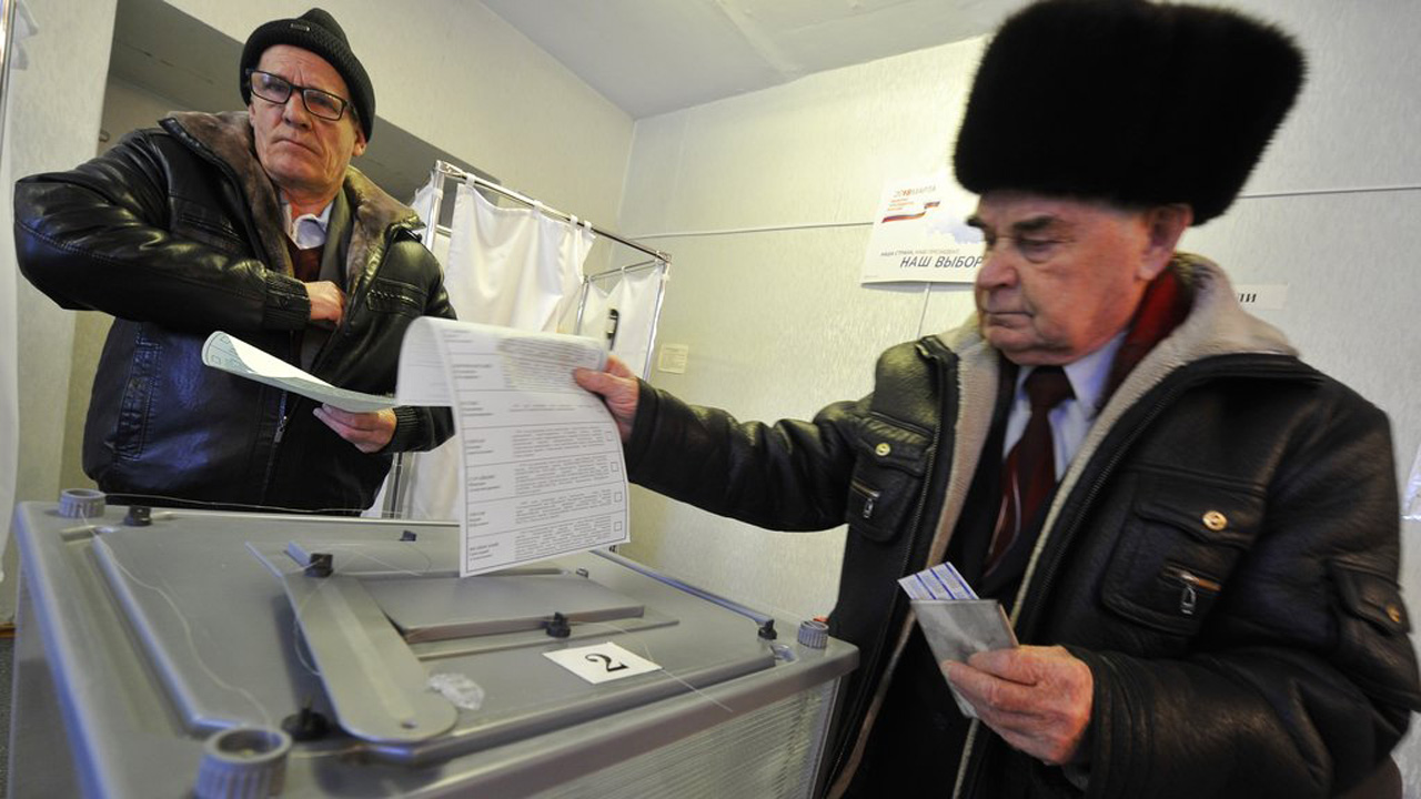 Russia Presidential Election_402553