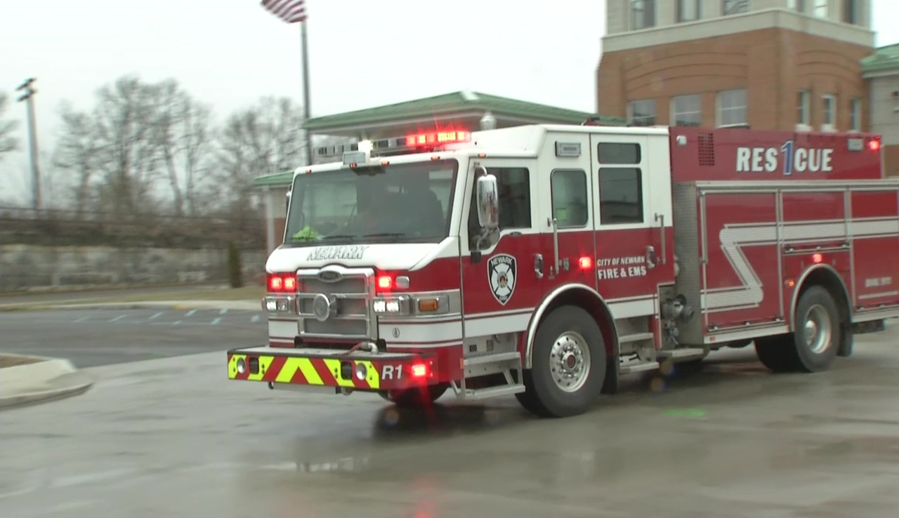 Lower pay leads to firefighter retention problems in Newark