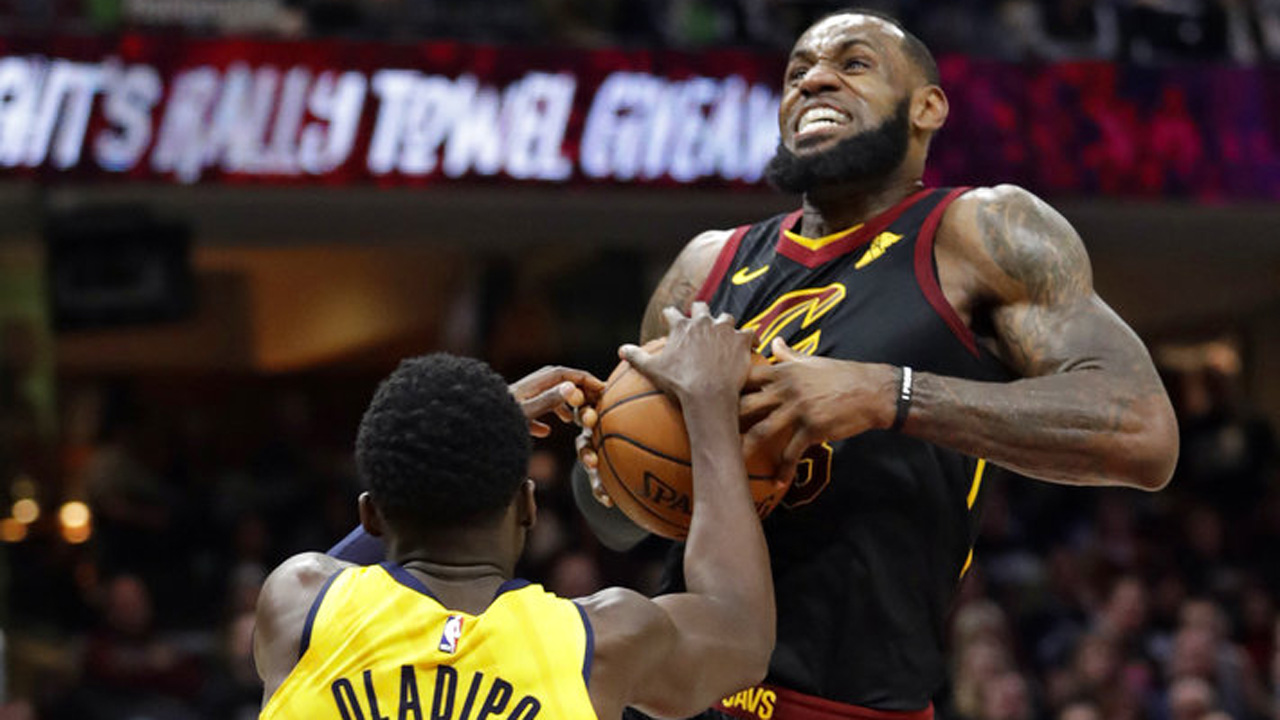Pacers Cavaliers Basketball_1523834247129