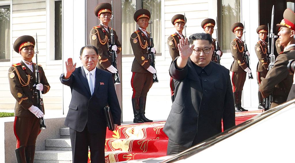 North Korea Koreas Tensions_1527387914843