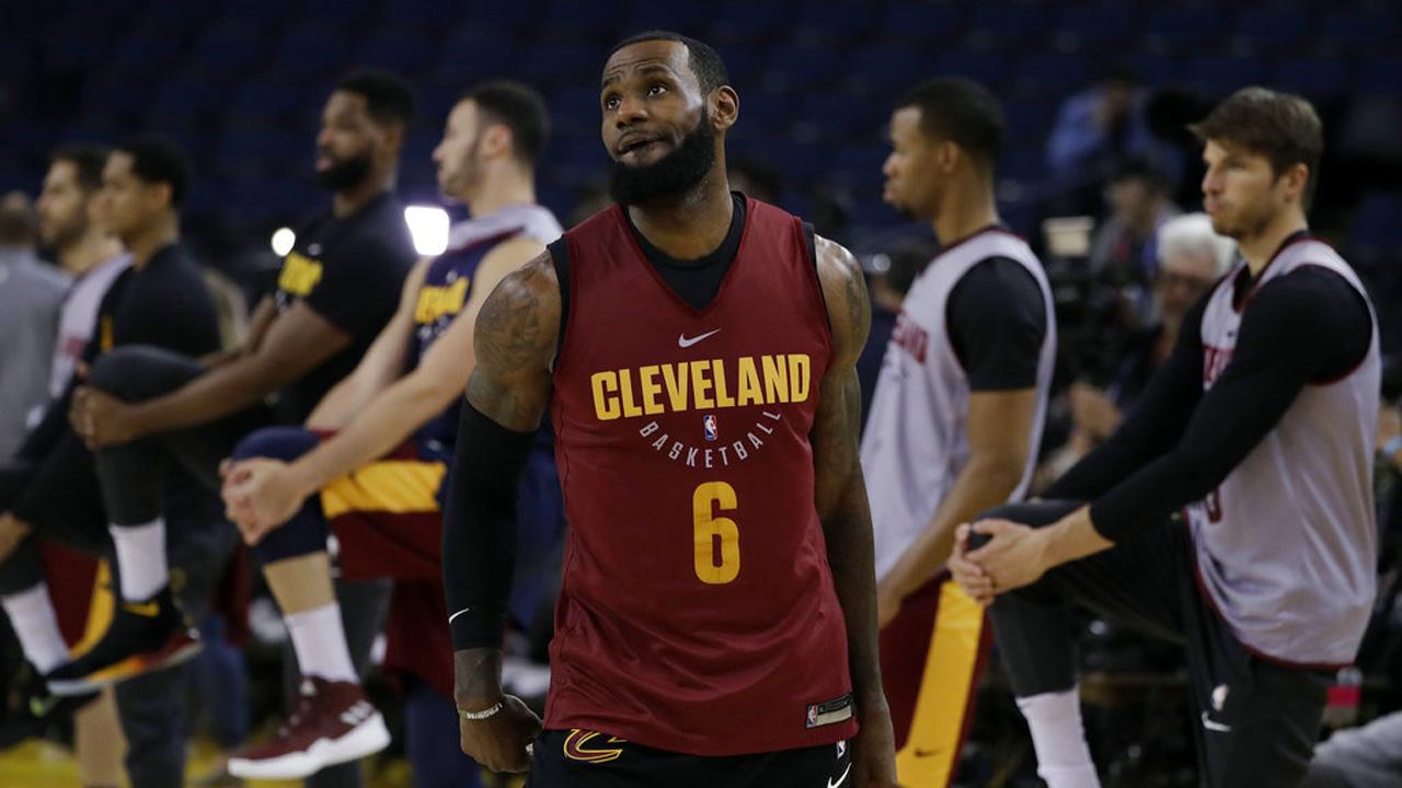 NBA Finals Basketball_1527781705327