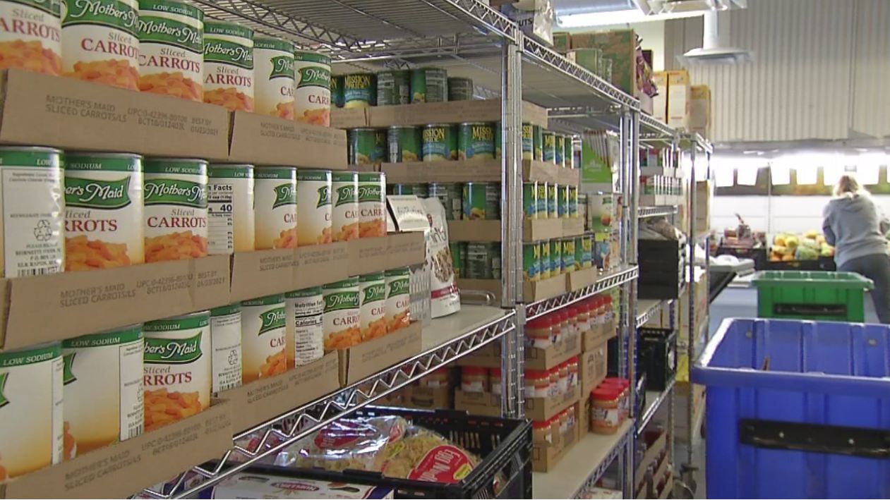 Founder's Day of Caring: NBC4 volunteers help out at Mid-Ohio Food Bank
