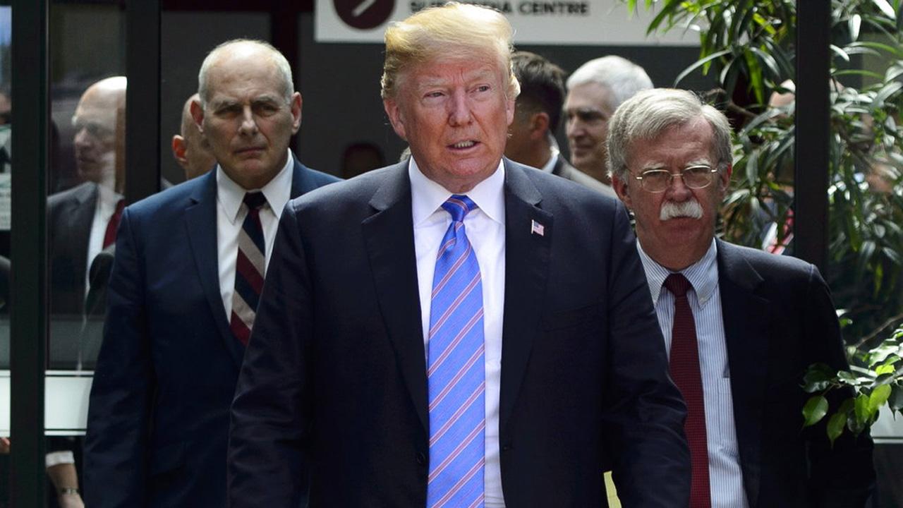 APTOPIX G7 Summit Trump_1528648013040