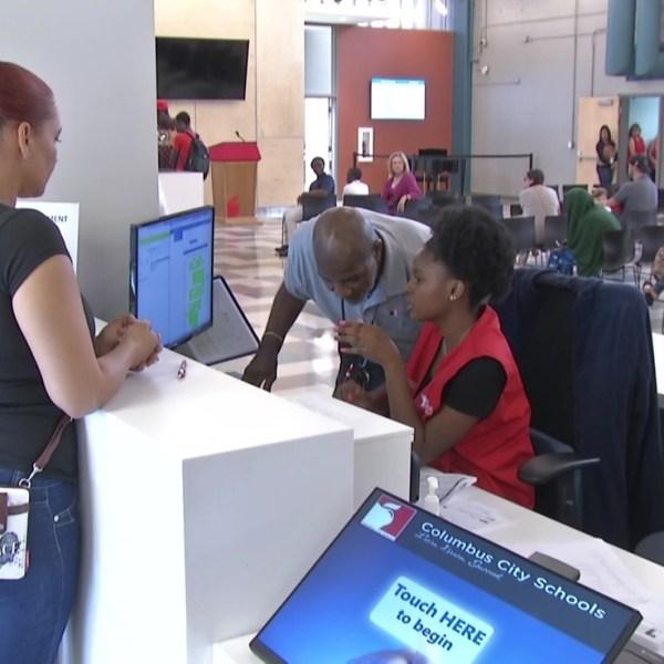 Columbus City Schools remodels Central Enrollment Office, aiming to shorten process