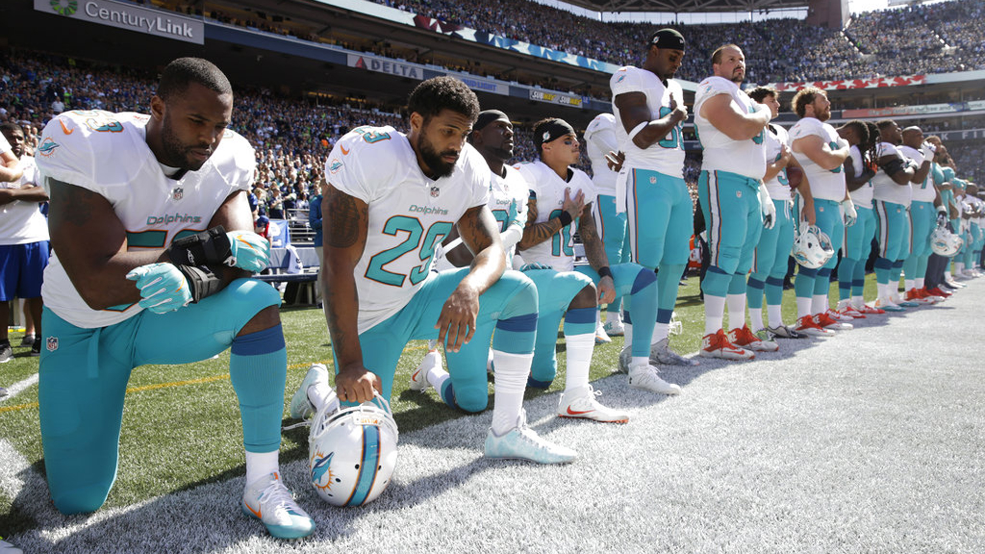 Anthem Policy-Dolphins Football_1532036281716