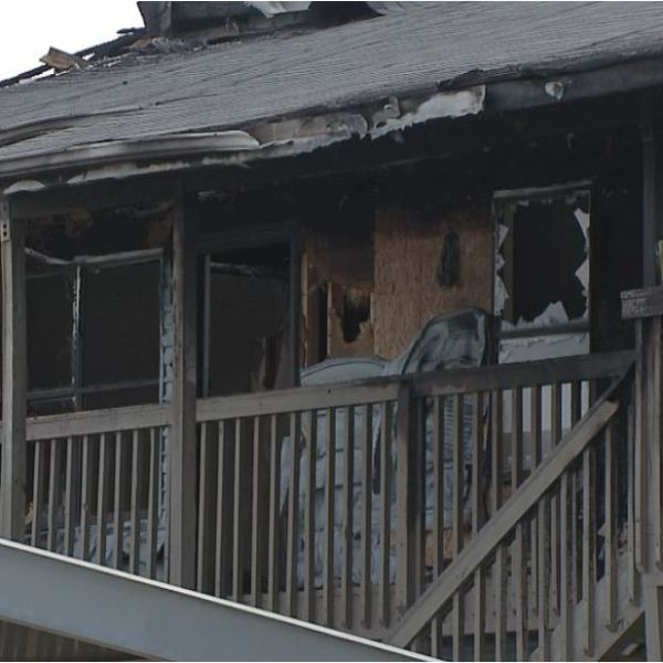 Months after fire, family still waiting to get possessions back