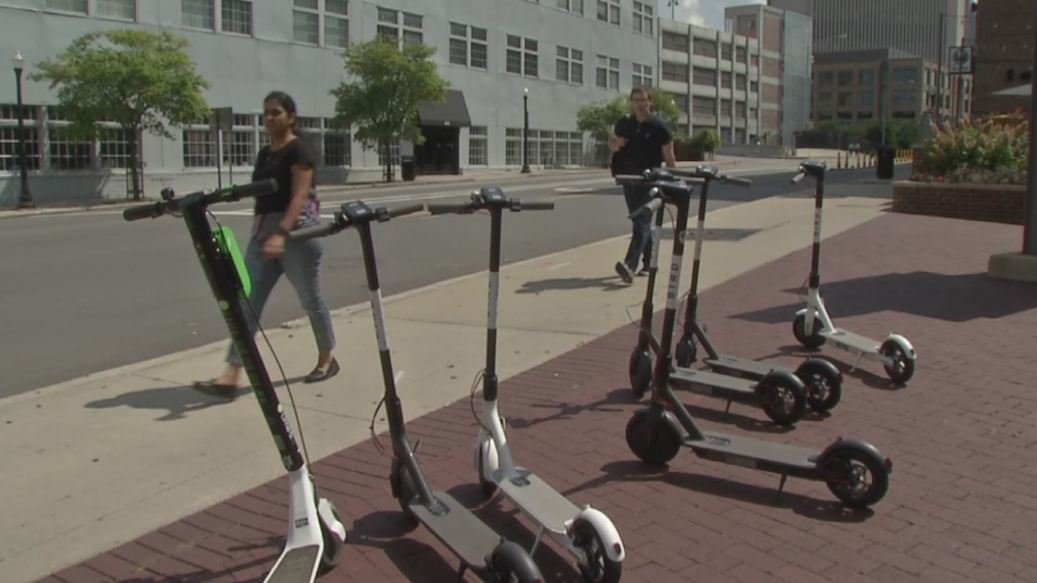 Columbus introduces new rules for electric scooters
