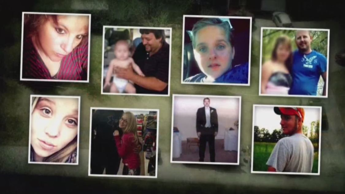 New information released in unsolved Rhoden family massacre