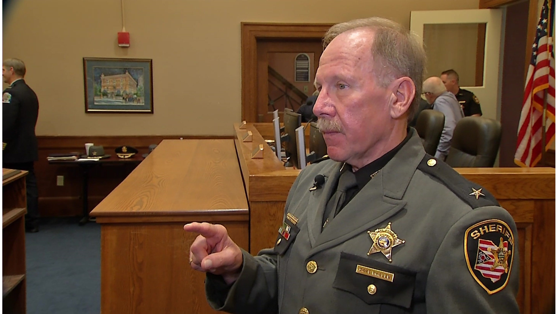 Sheriff: Issue 1 would make Ohio magnet for drug dealers