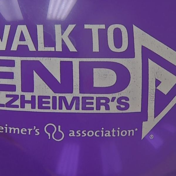 Thousands to join Walk to End Alzheimer's this weekend in downtown Columbus