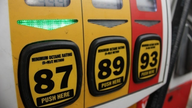 Gas prices near highest level in 4 years