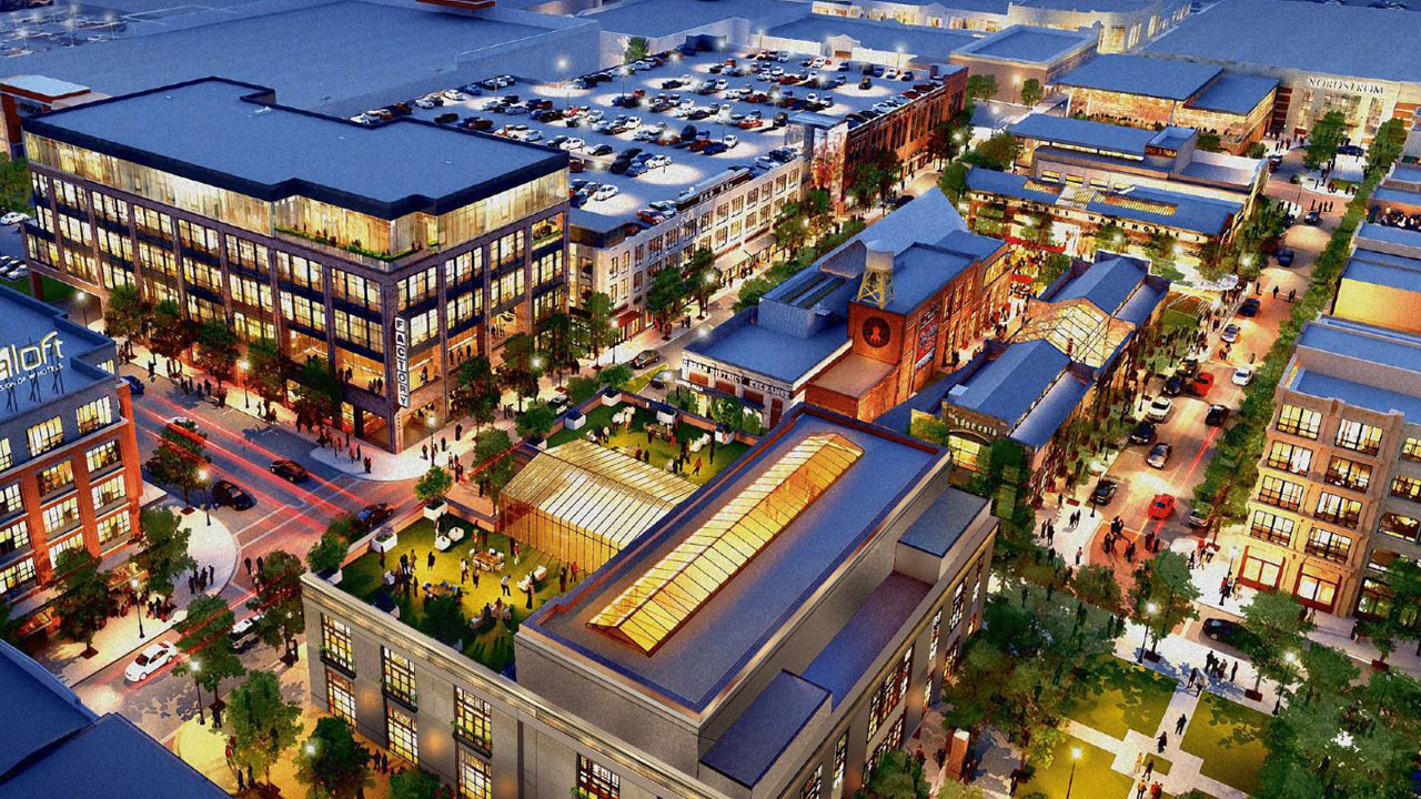$500 million expansion announced for Easton Town Center